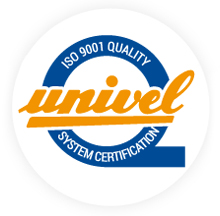 Certificated ISO 9001